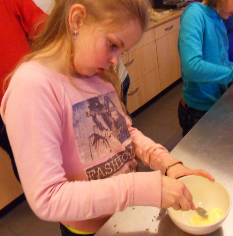 Je eigen boter maken tijdens het kinderfeestje
