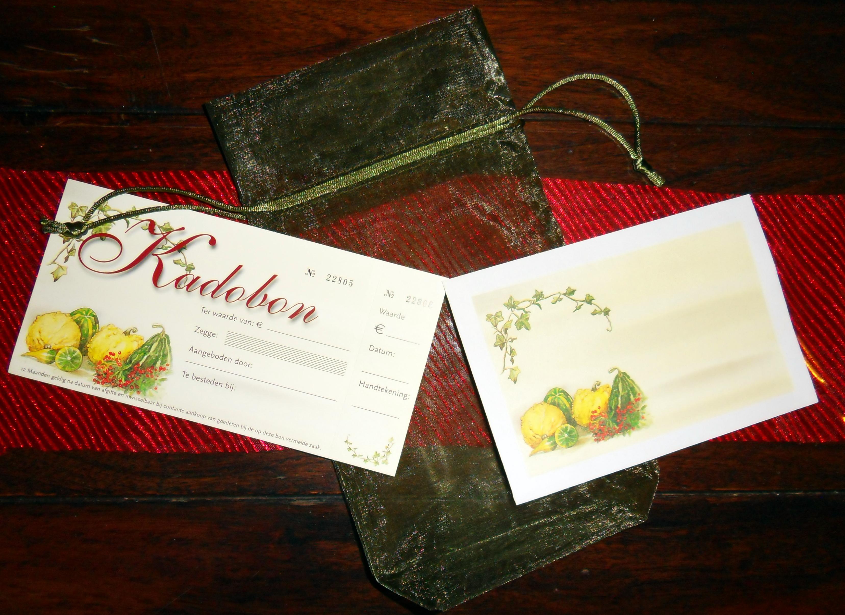 Cadeaubon Workshops