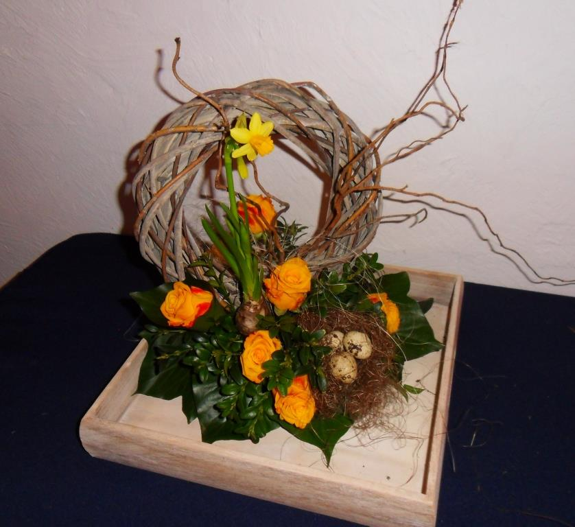 Paas Tafelstuk De Koel'nbekke Workshops
